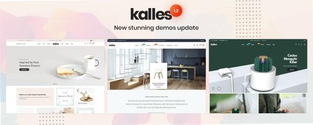 Kalles - Clean, Versatile, Responsive Shopify Theme - RTL support - 6