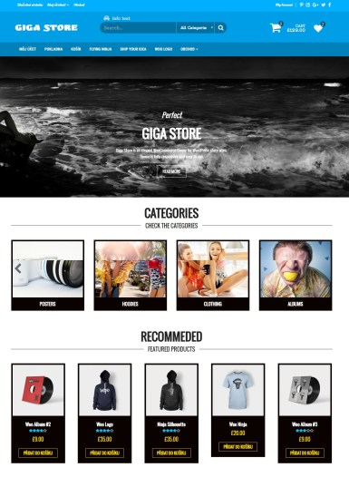 Giga Store PRO – WooCommerce WordPress Theme2