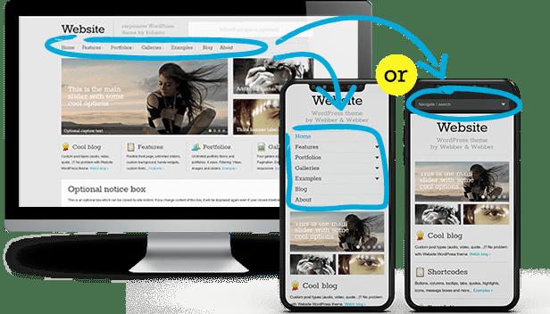 Website - Responsive WordPress Theme - 6