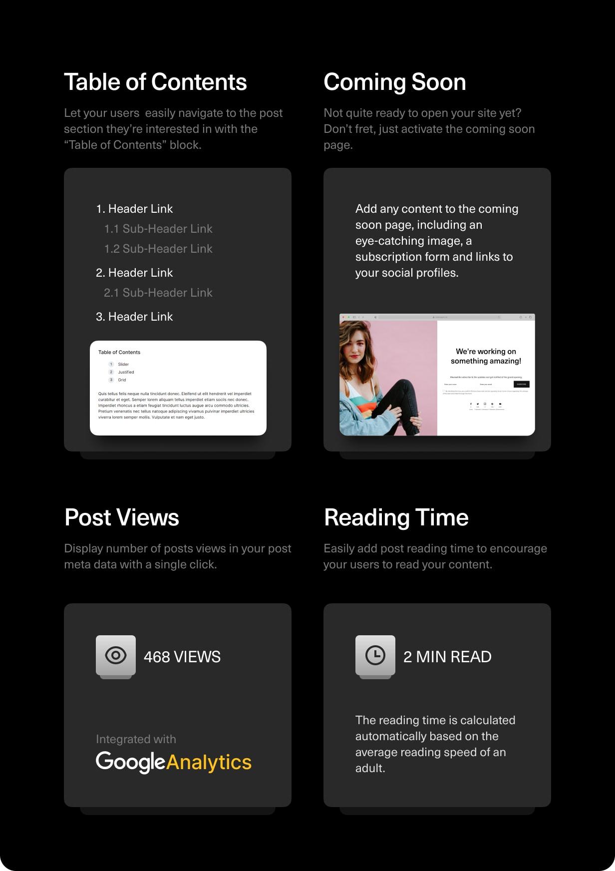 Uppercase - WordPress Blog Theme with Dark Mode - 27