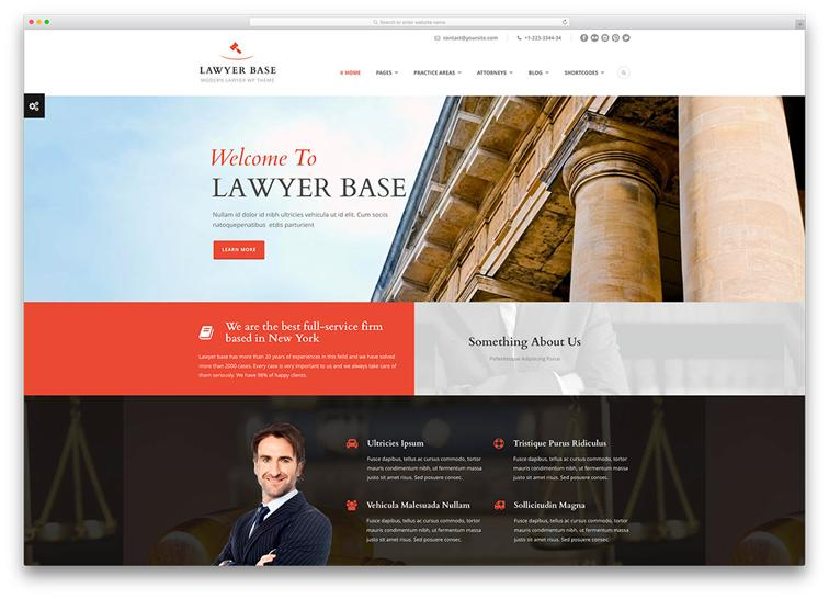 Lawyer Base for legal practices