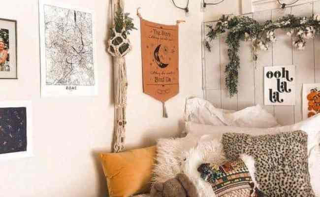10 Amazing Dorm Room Wall Decor Ideas To Make Your