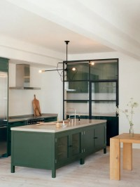 GREEN KITCHEN INSPIRATION & IDEAS | metcalfemakeovers.com