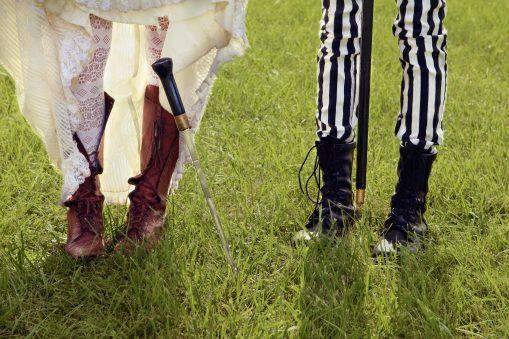 boots & daggers
