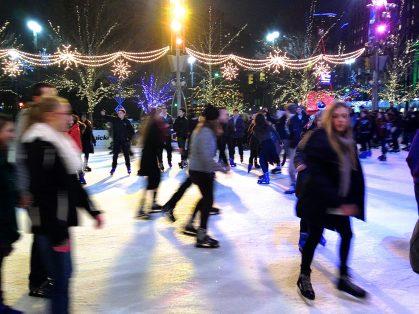 Campus Martius Ice Rink