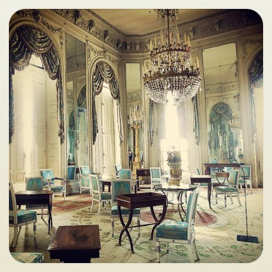 7 The Room of Mirrors, Grand Trianon, Versailles