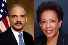 Eric Holder & Loretta Lynch