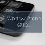 Windows Phone Guide Teil 3 – Personalisierung