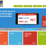 Aldi Talk neue SIM Karte bestellen – How To