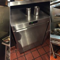 Kitchen Equipment For Sale Cool Tables Notice Restaurant Up Auction The