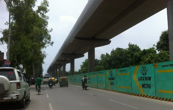 Image result for lucknow metro