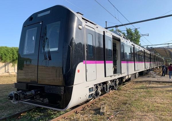 TitagarhPuneMetro1 Kolkata Metro