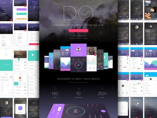 Free UI-Kit - DO UI Kit