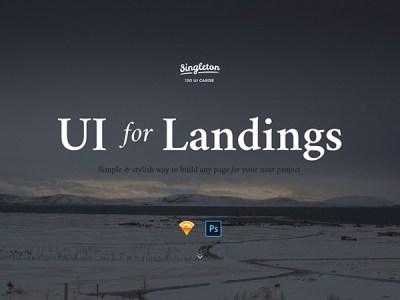 Singleton UI Pack - Free Sample