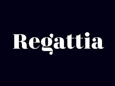 Regattia Free Font