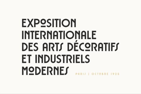 Rousseau Deco Free Font 01