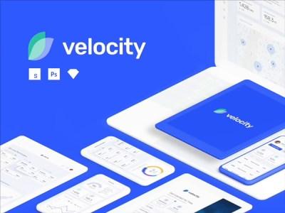 Velocity Free UI Kit