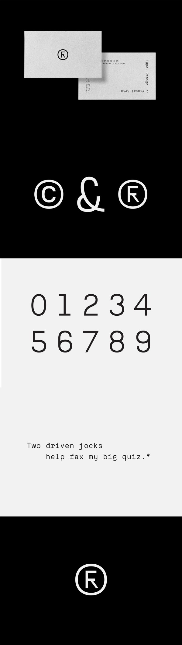 RenoMono Free Font