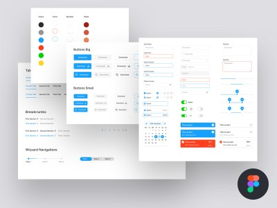 Figma Starter UI Kit