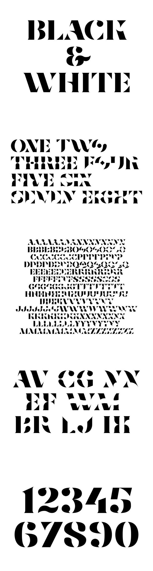 Zephyr Free Font Family