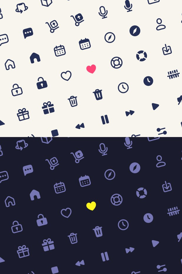 Free Icons Library for Figma