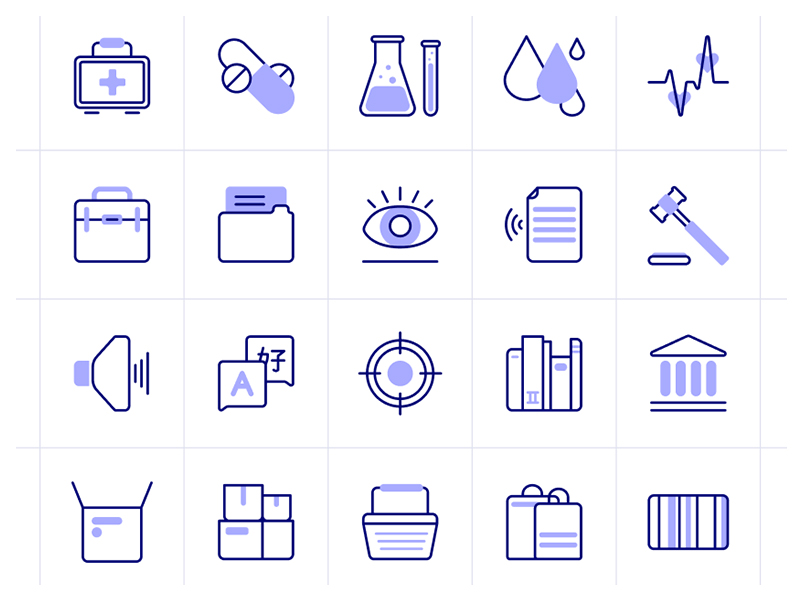 222 Free Icons for Digital Products