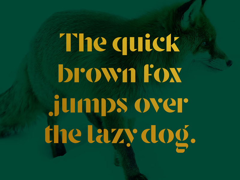 Stanley - Free Display Typeface