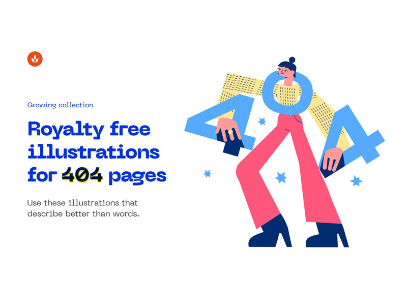 Free 404 Illustrations