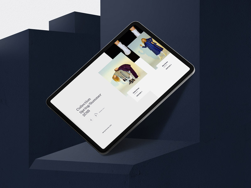 Gryphon Fashion E-commerce Template