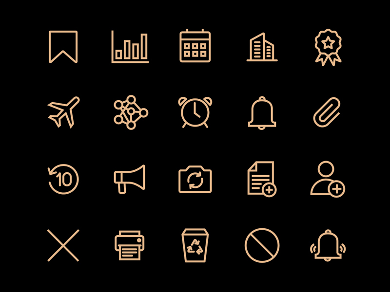 Forge Icons — Free SVG Icons