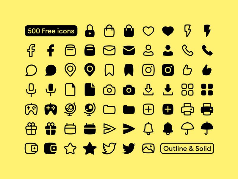 Basil Free Icons