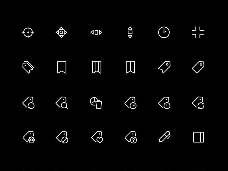 Interface Essential Free Icons