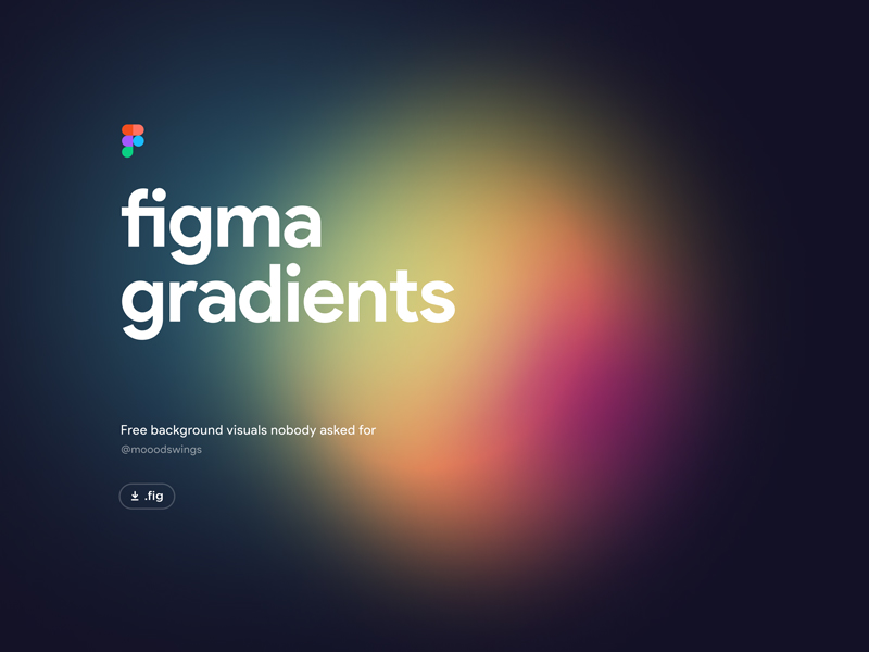 Free Figma Background Gradients