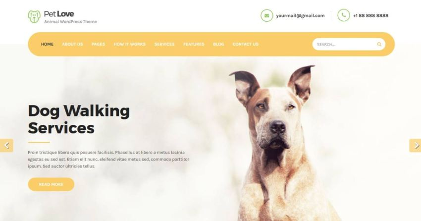 10 Best WordPress Pets and Animals Themes for 2019