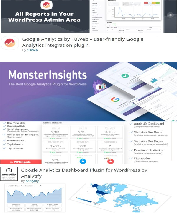 Best Google Analytics Plugin for WordPress