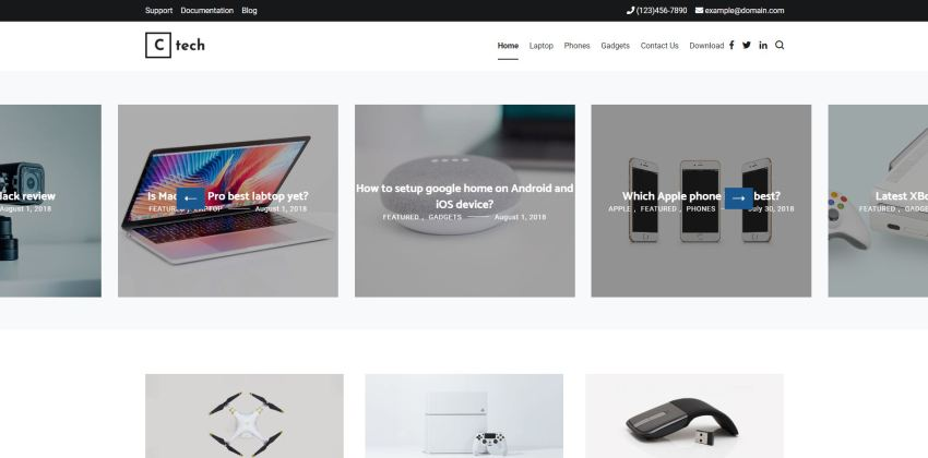 Best Free WordPress Blog Themes in 2019 - Premium Responsive