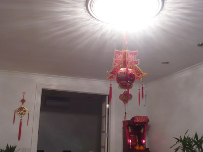 Red Latern decorations