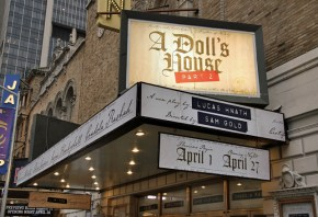 A Doll's House Part 2 was decent although I don't see why this was a necessary continuation.