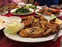 Salted crispy chicken