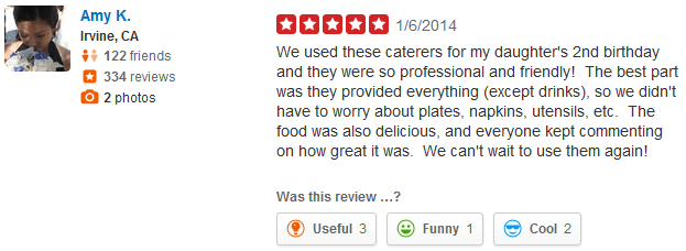 Reviews  The Mexican Taco Catering  Orange County  Los Angeles
