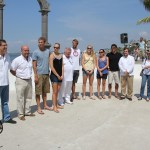 U.S. Olympians Receive Key to Puerto Vallarta