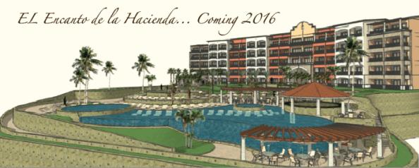 Rendering of El Encanto de la Hacienda