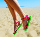 Fleeps sandals via TheMexicoReport.com