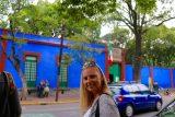 Frida Kahlo Museum, Mexico City (©The Mexico Report www.themexicoreport.com)