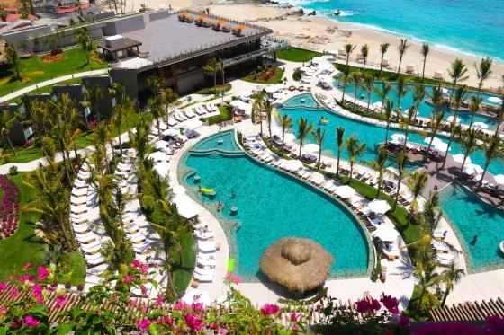 Grand Velas Los Cabos_Pools_The Mexico Report
