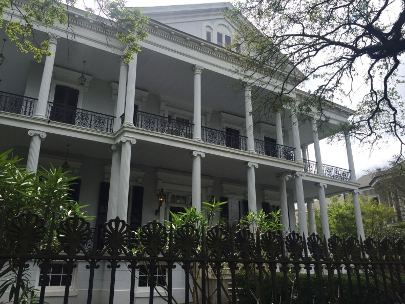 Mansion, Garden District, NOLA