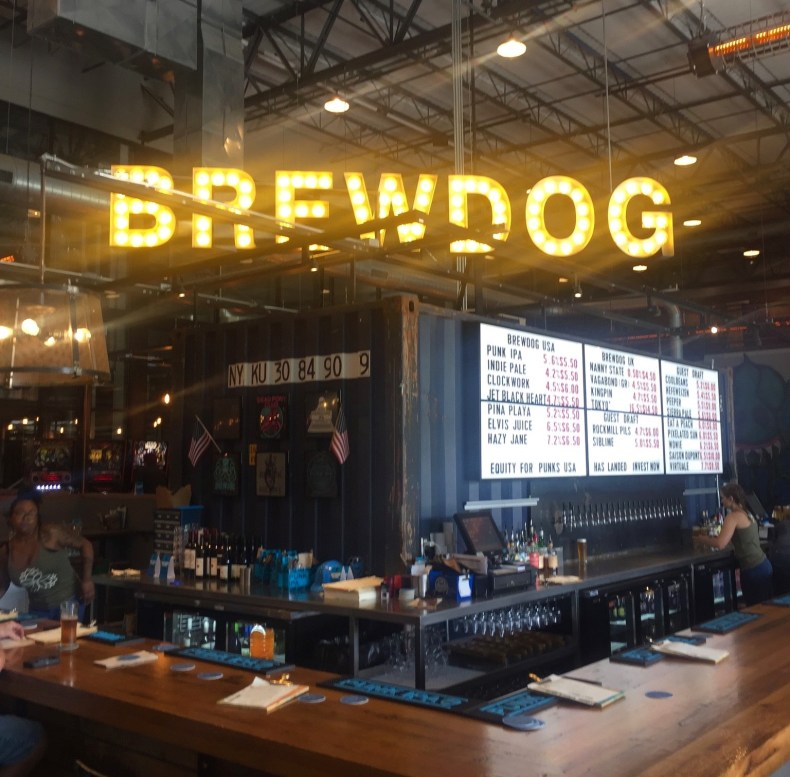 Brewdog Dogtap Columbus OH