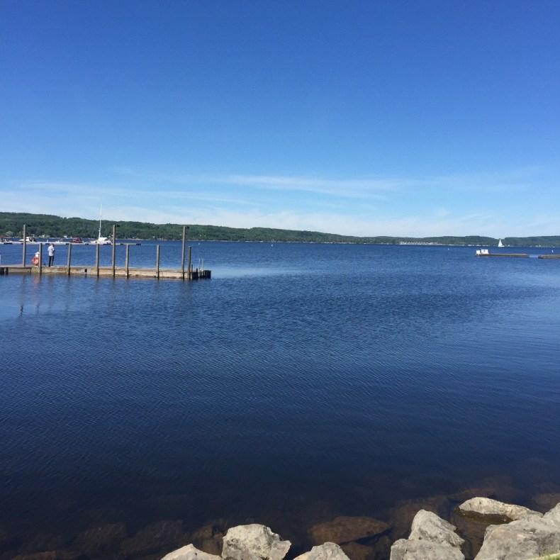 Lake Charlevoix, Boyne City Michigan