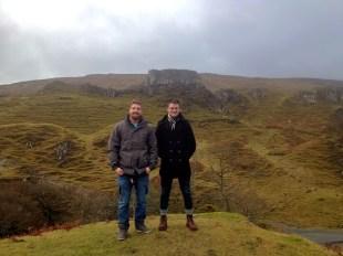 The Faerie Glen on Isle of Skye, AKA Hobbiton!