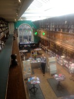 The most beautiful bookstore! Daunt books